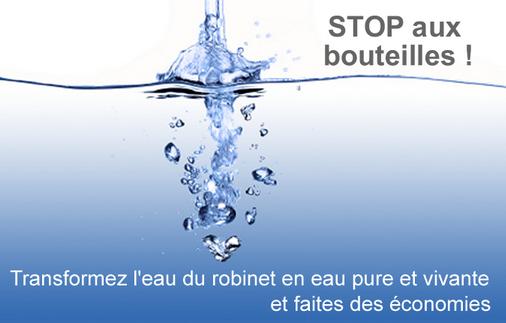 La boutique des solutions pour l eau pure et vivante - L eau du robinet c est pour les grenouilles ...