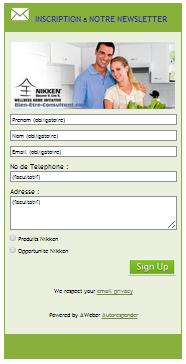 NewsLetter Bien-Etre-Consultant - Cliquez ICI...