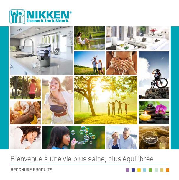 Catalogue 2017 Produits Nikken