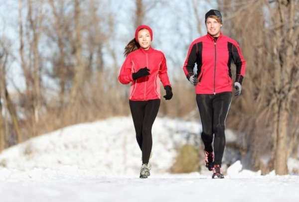 Bienfaits du sport en hiver